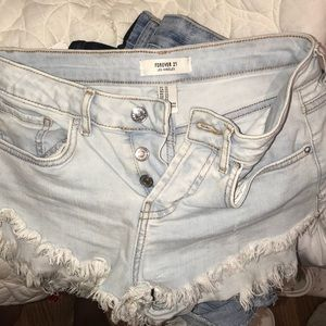Forever 21 • Denim Shorts